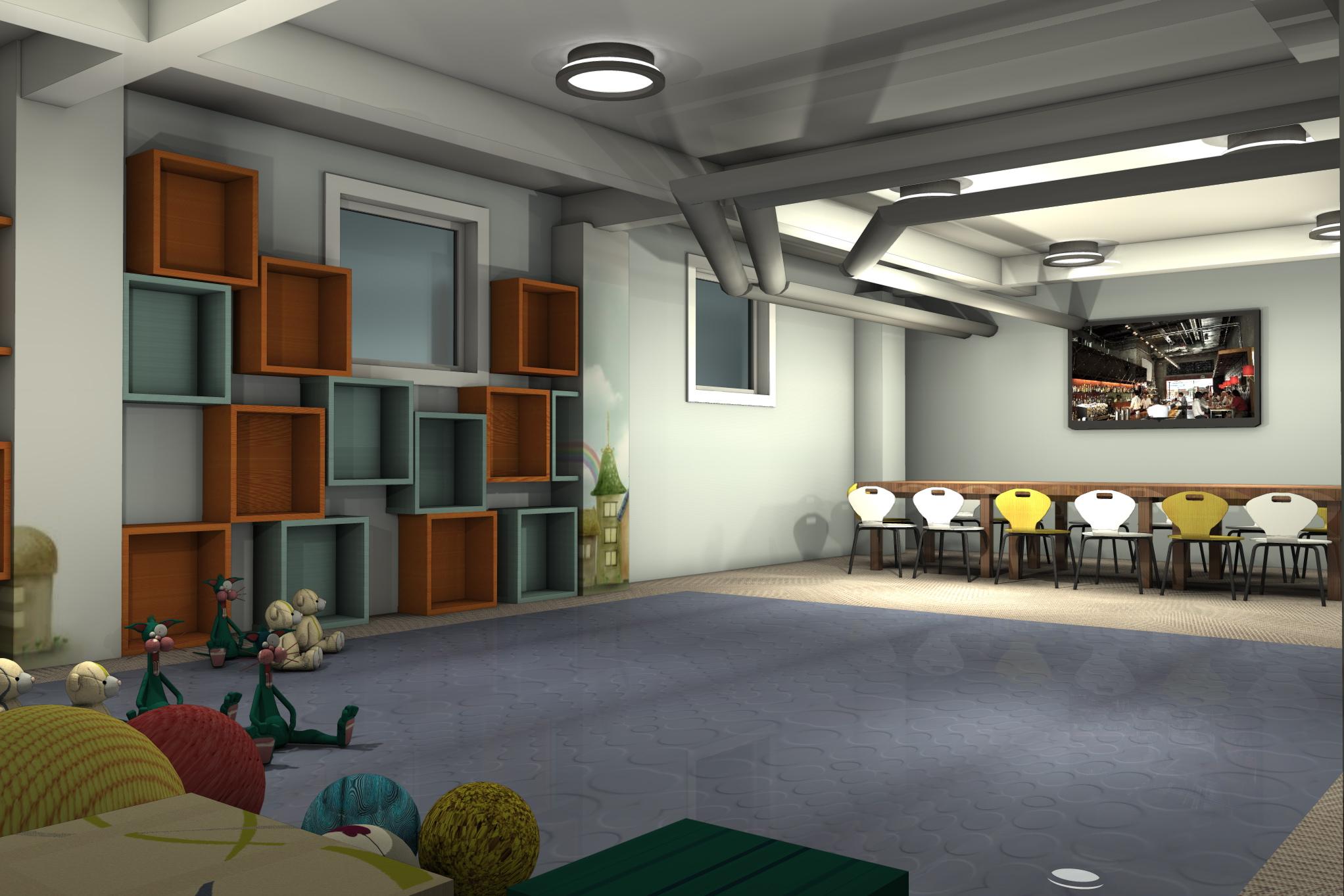 Use Multi Purpose Room Architecture Expediting Michael