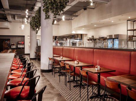 Restaurants | Architecture + Expediting MICHAEL ZENREICH ARCHITECT, PC