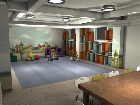 Multipurpose Room 1