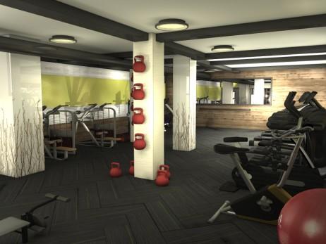 Tenant Gym 1
